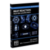 Beat Reaction VJ loops pack cover