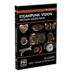 STEAMPUNK VISION – 50% OFF