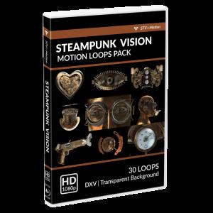 STEAMPUNK VISION