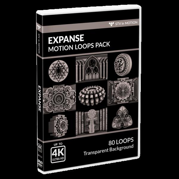 Expanse VJ Loops Pack