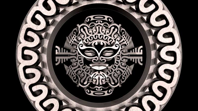 Samoan Mask animation