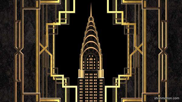 Chrysler Building Art Deco